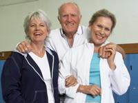 זקנים, קשישים, פרישה, פנסיה, מנהלים / צלם:  thinkstock